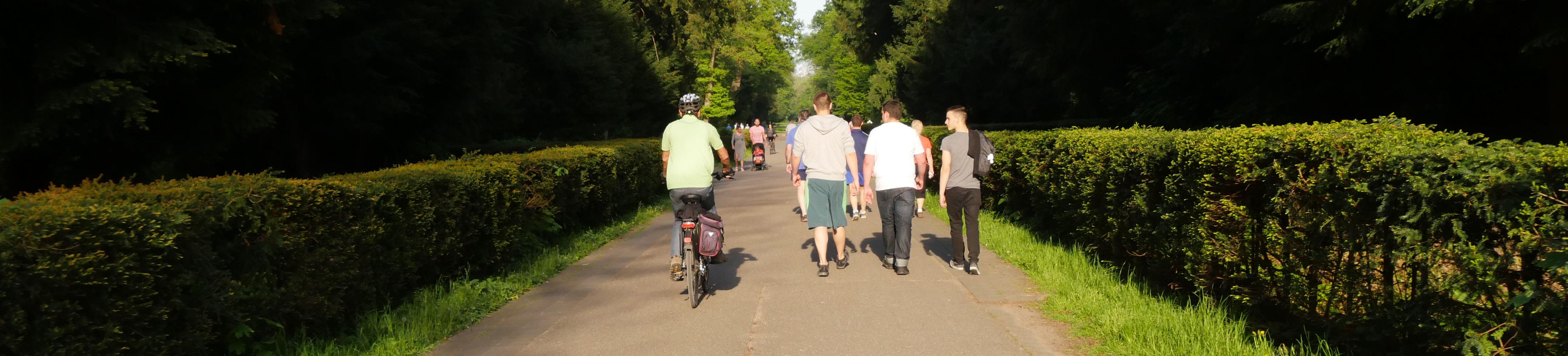 Reallabor Go Karlsruhe: Optimierung der Fußgängermobilität mit Nutzerbeteiligung