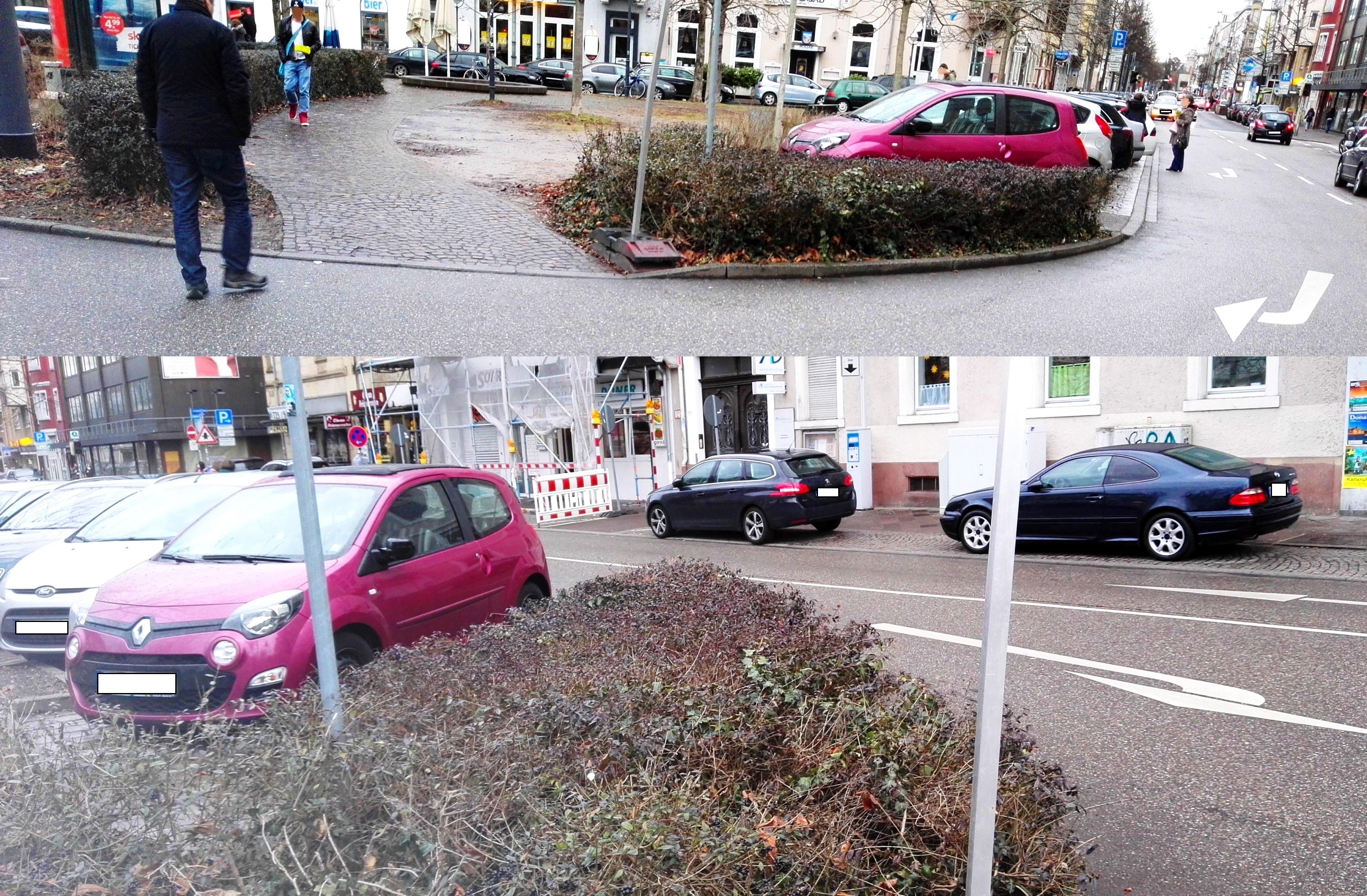 Beitrag in der Amalienstraße