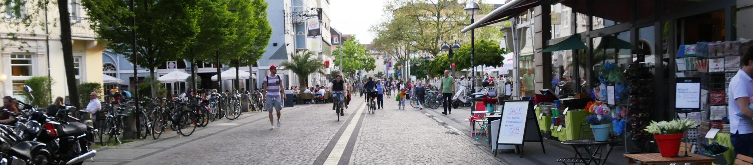 Das Projekt GO Karlsruhe